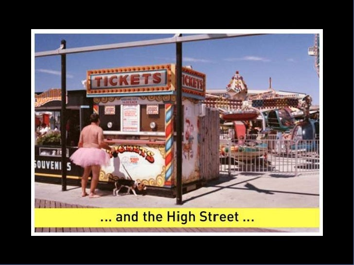 In The Theme Park: The High Street