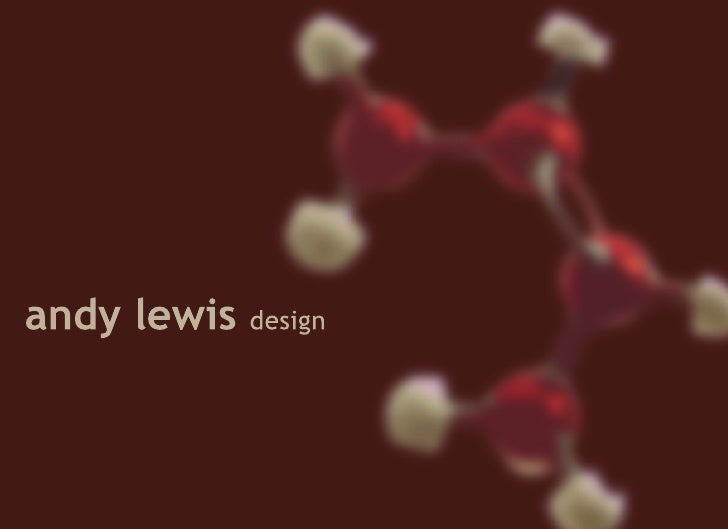 andy lewis   design
