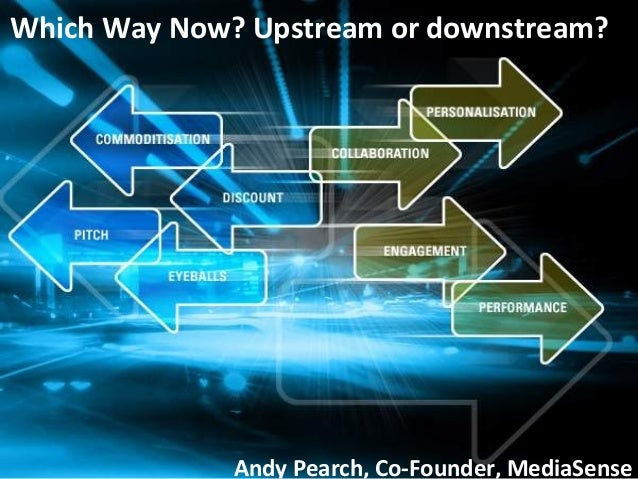 Which Way Now? Andy Pearch, MediaSense