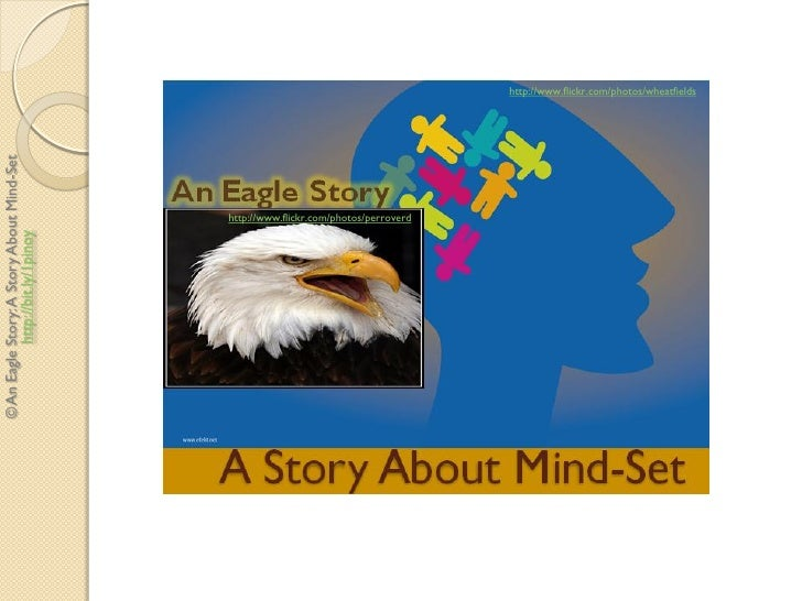 http://www.flickr.com/photos/wheatfields © An Eagle Story: A Story About Mind-Set                                         ...
