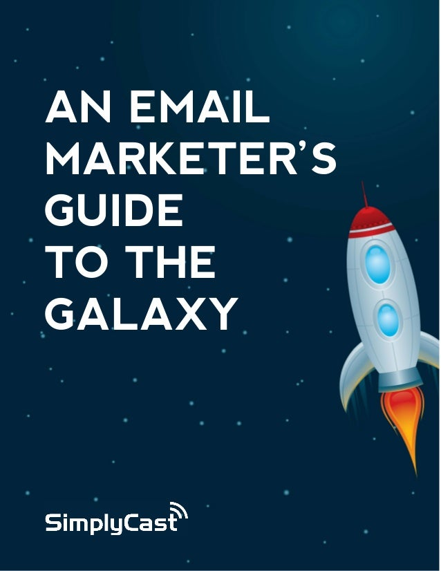 AN EMAIL MARKETER'S GUIDE TO THE GALAXY                    share     AN EMAIL     MARKETER'S     GUIDE     TO THE     GALA...