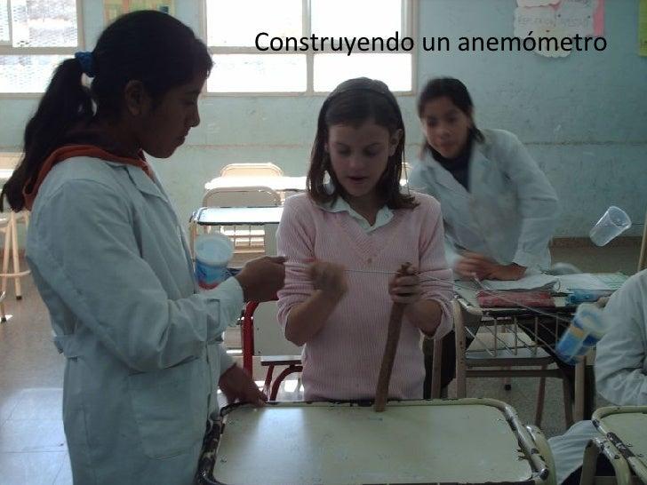 Construyendo un anemómetro