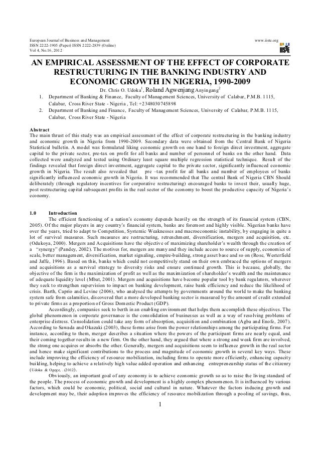 European Journal of Business and Management                                                                www.iiste.orgIS...