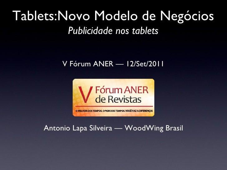 Antonio Lapa (Woodwing Brasil)
