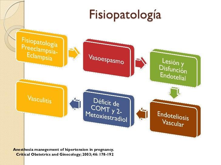 HIPERTENSION ARTERIAL: HIPERTENSION ARTERIAL FISIOPATOLOGIA
