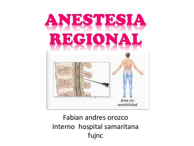 Fabian andres orozco Interno hospital samaritana fujnc