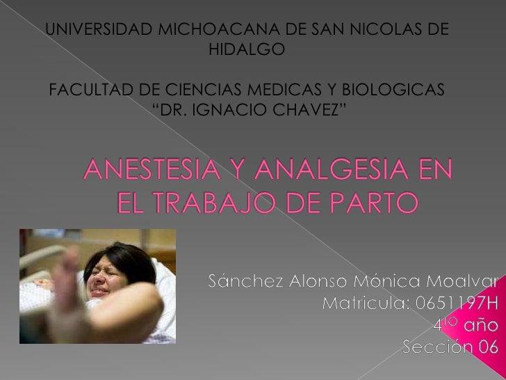 """UNIVERSIDAD MICHOACANA DE SAN NICOLAS DE HIDALGO<br />FACULTAD DE CIENCIAS MEDICAS Y BIOLOGICAS<br /> """"DR. IGNACIO CHAVEZ""""..."""