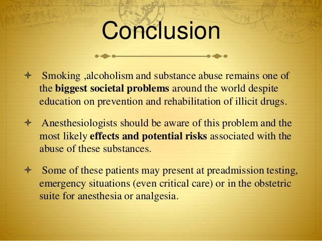 addiction essay conclusion Addiction to facebook introduction there is an increased debate on internet addiction where scholars argue whether individuals are addicted to the content displayed on the net or simply addicted to the platform scholars attribute.