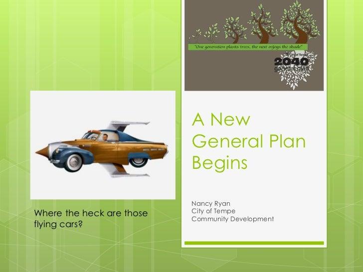 General Plan 2040 - Tempe, Arizona