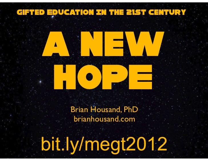 A NEW HOPE - MEGT