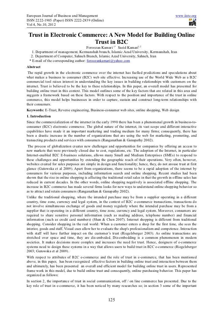 European Journal of Business and Management                                                              www.iiste.orgISSN...
