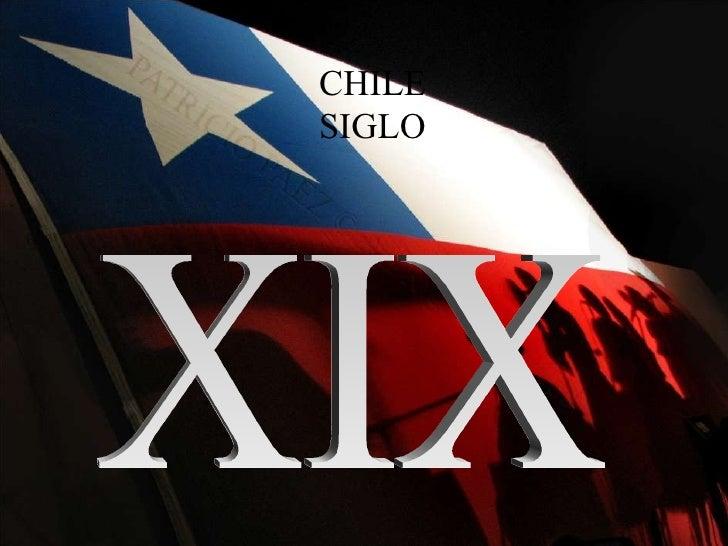 Historia de chile siglo xix for Diseno de interiores siglo xix