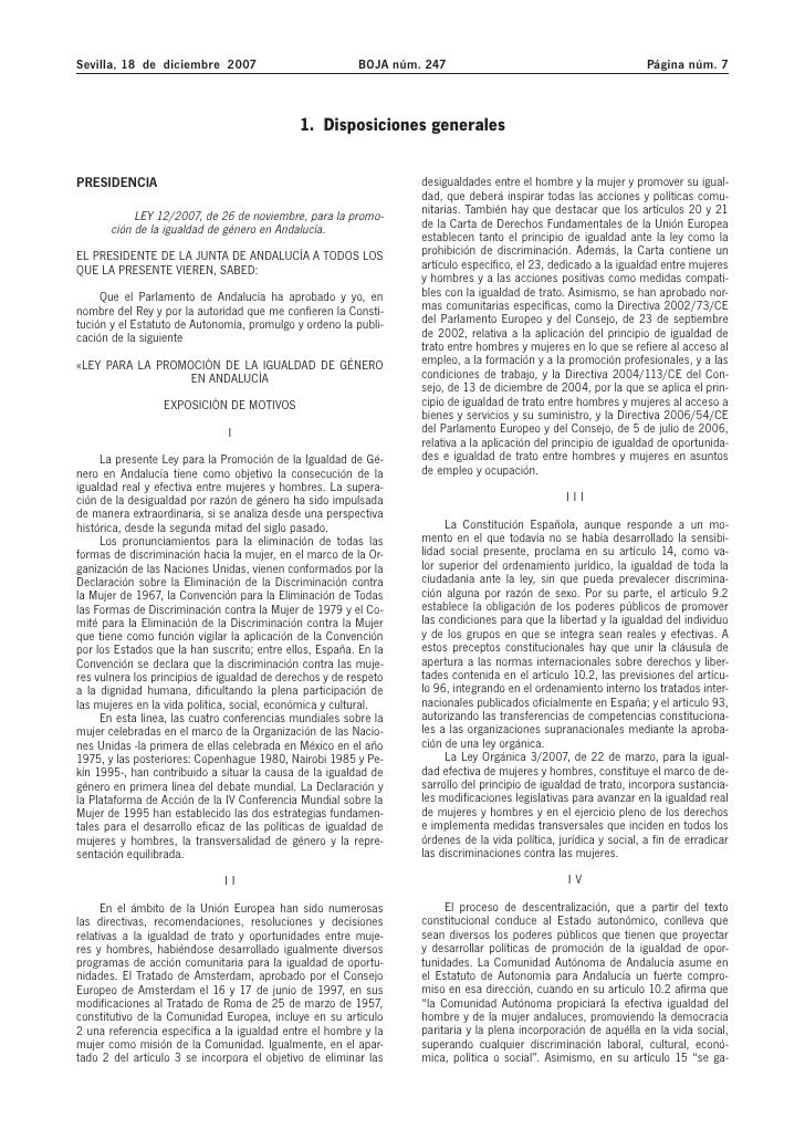 Sevilla, 18 de diciembre 2007                            BOJA núm. 247                                            Página n...