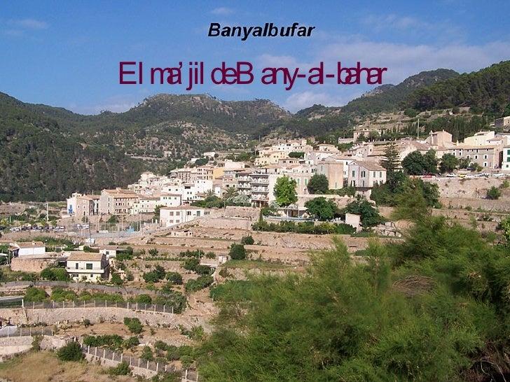 El ma'jil de Bany-al-bahar