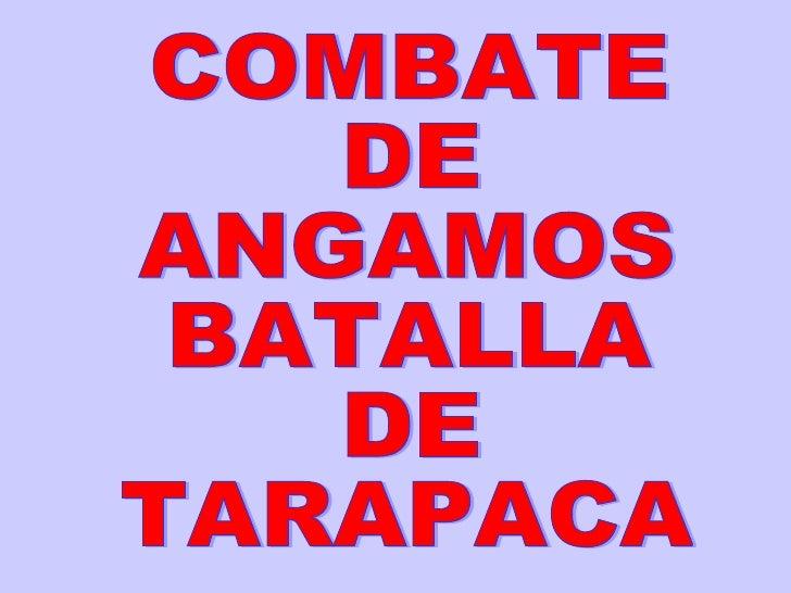 Angamostarapaca