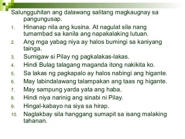 salitang di pormal paragrah tagalog Filipino - grade 5 / pagbasa (pag-unlad ng talasalitaan) sample question ano ang katumbas na salitang di-pormal ng salitang nag-aalimpuyo nag-aalimpuyo sa galit ang.