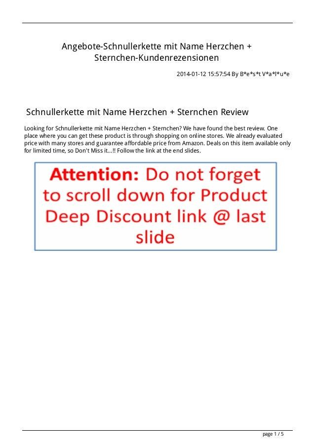 Angebote-Schnullerkette mit Name Herzchen + Sternchen-Kundenrezensionen 2014-01-12 15:57:54 By B*e*s*t V*a*l*u*e  Schnulle...