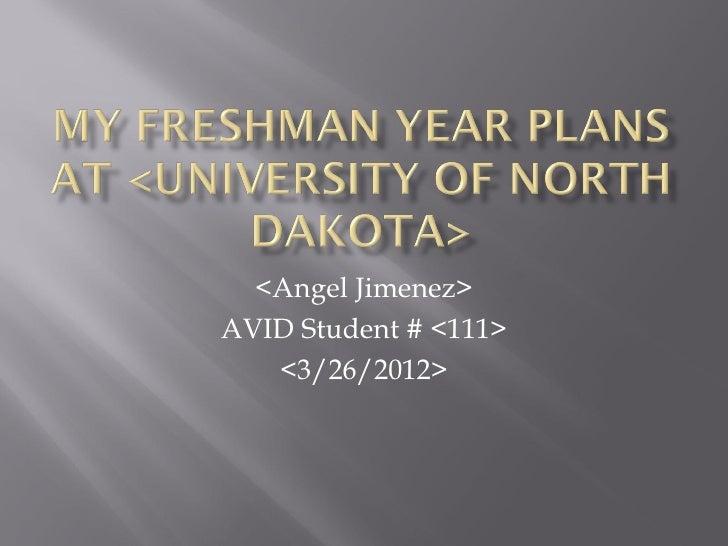 Angel.juniversity ppt for 5 year plan