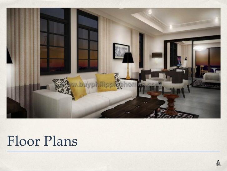 The Angela  Apartments @ Malate Floor Layout