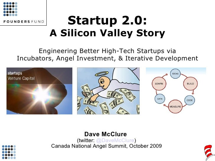 Startup 2.0: A Silicon Valley Story