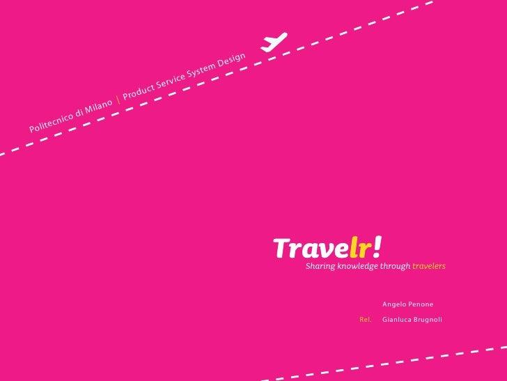 Tesicamp -  Travelr