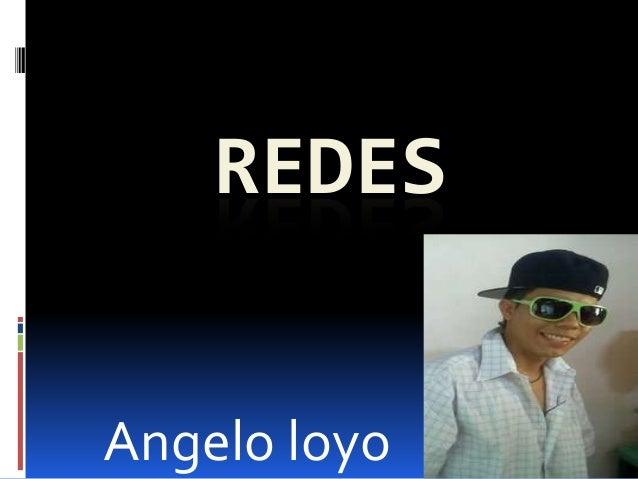 Angelo presentscion