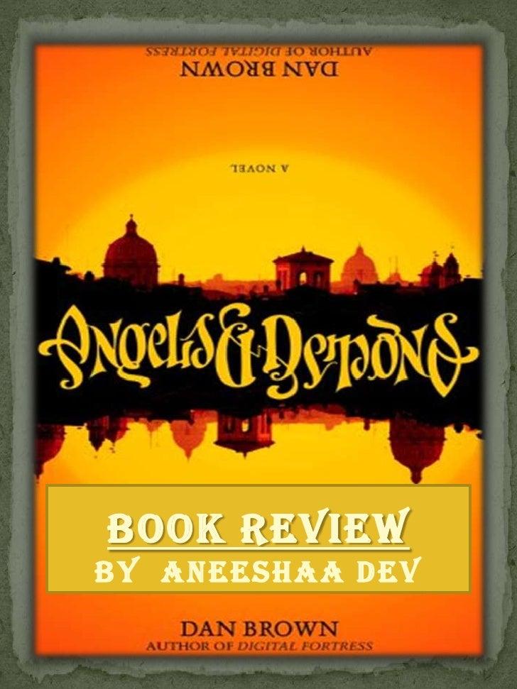 BOOK REVIEWBy Aneeshaa Dev