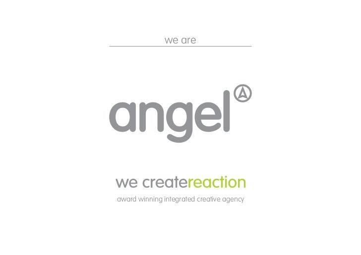 we are     award winning integrated creative agency