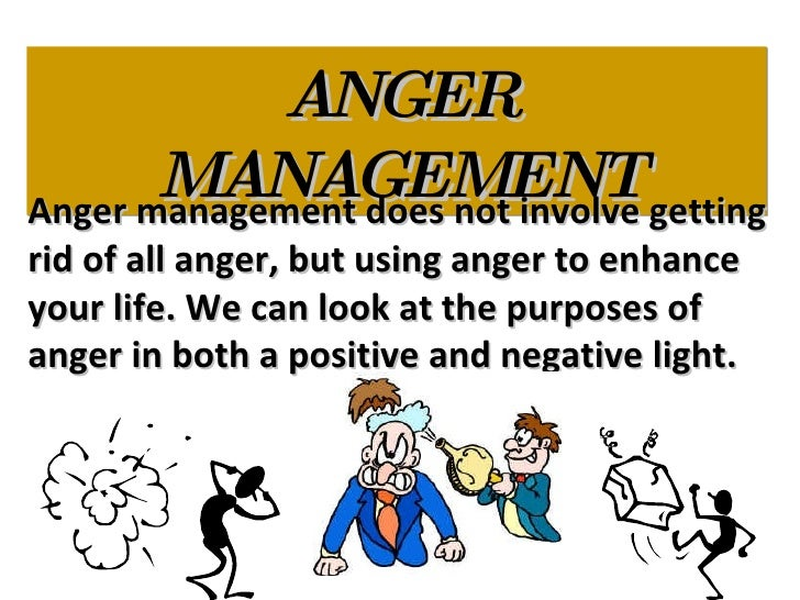 anger managment essay
