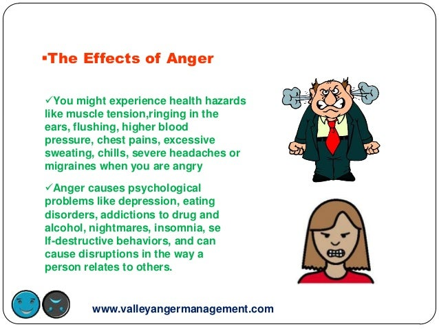 an essay on anger management and health Home wellness module 5: anger management wellness module 5: anger management printer-friendly version your relationships and your health even if your anger is justified, you may feel better if you pick your most important battles and let go of the rest 2.