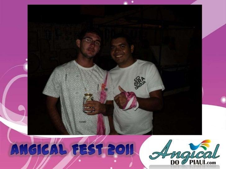Angical fest 2011 2º dia