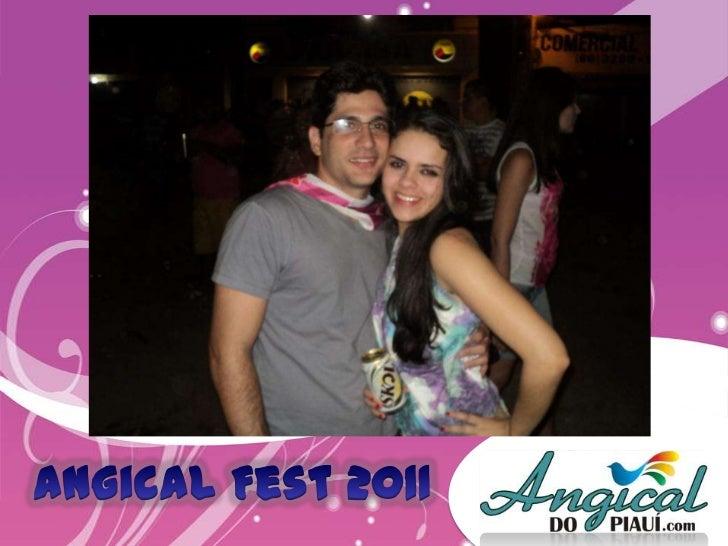 Angical fest 2011 2º dia 2