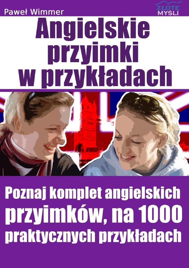 Angielskie przyimki w przykładach - pobierz darmowy ebook pdf