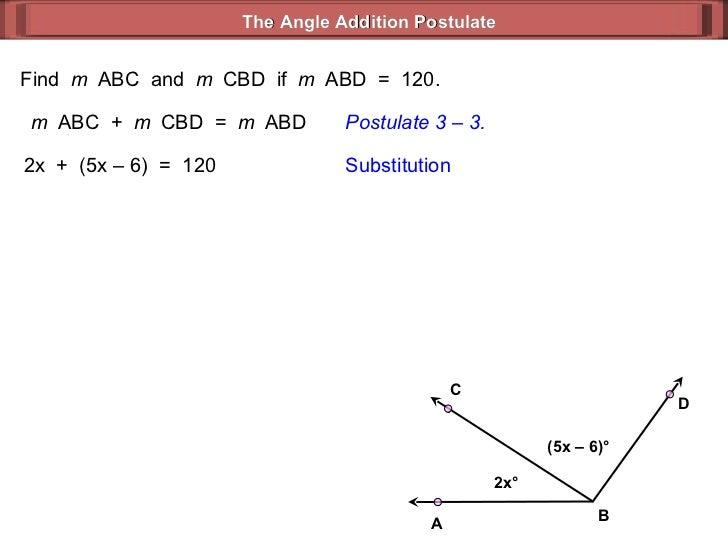 Keywords angle addition postulate and Tags – Angle Addition Postulate Worksheet