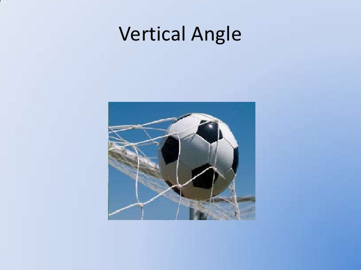 Angles In Sports