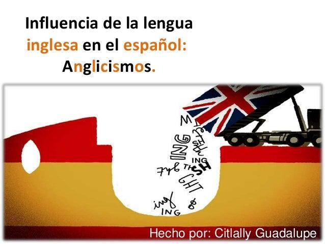 la lengua en espanol: