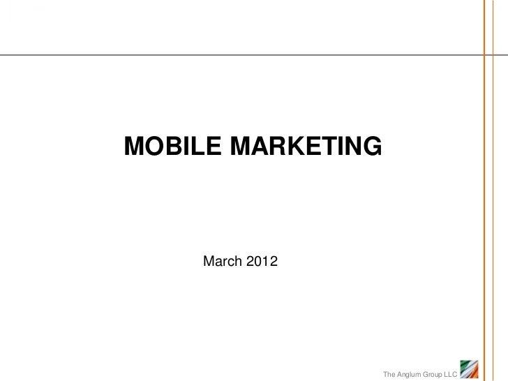 Anglum Group Mobile