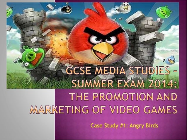 Case Study #1: Angry Birds