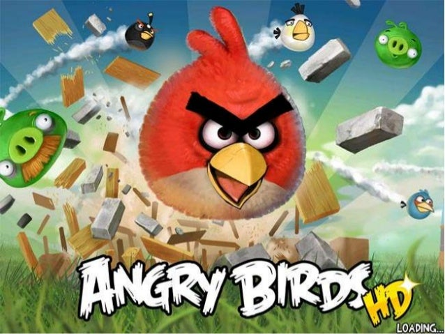 How many of you have played Angry Birds in one version or another?  If you have access to it now, start playing! (That's r...