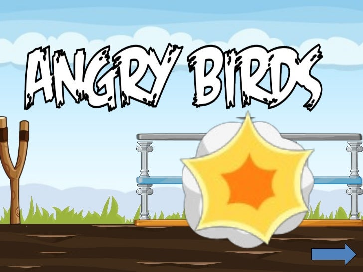 Tom's TEFL - Interactive Angry Birds Game