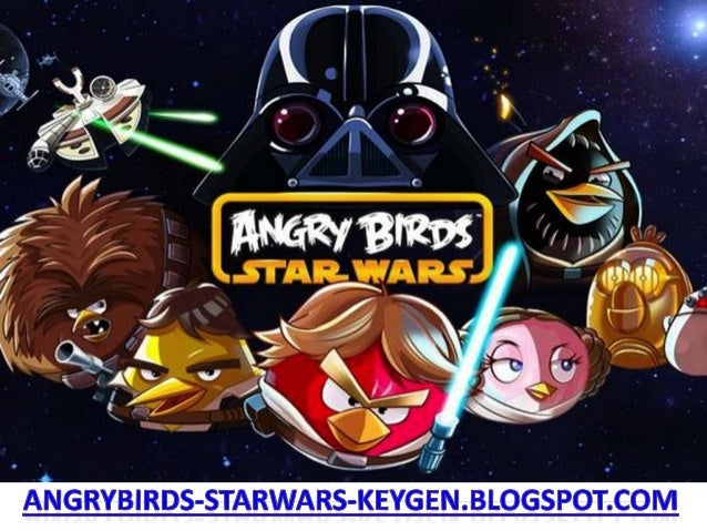 Angry Birds Star Wars Key GeneratorThe bitter birds meet the sinister Sith in this cross-over of Angry Birdsand Star Wars....