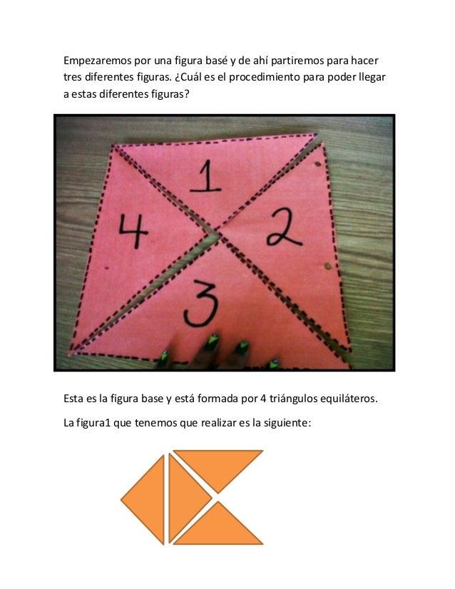 Angulos  en figuras de triangulos.