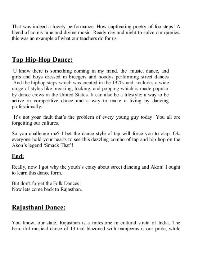 dance script essay Free essays on wedding dance script story for students use our papers to help you with yours 1 - 30 wedding money dance:.