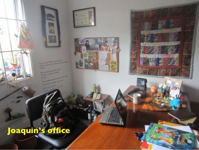 Joaquin's office