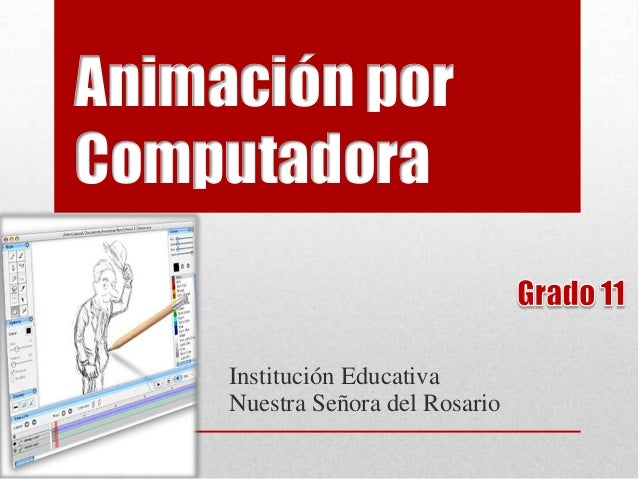 Animación por computadora nusero
