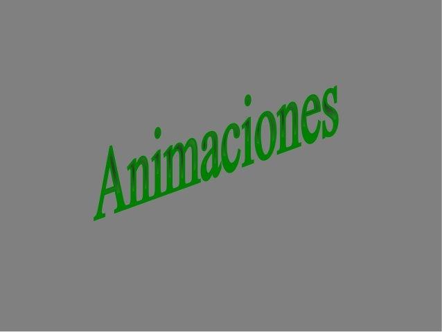 Animar Objetos