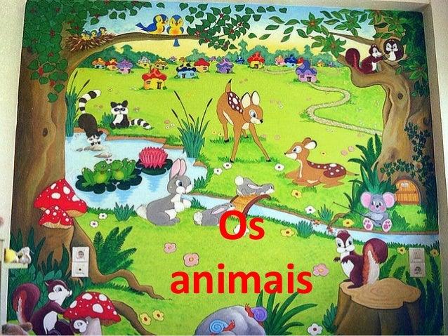 Os  animais
