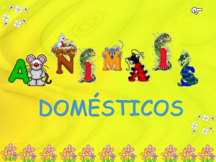DOMÉSTICOS
