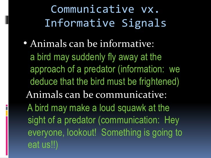 difference between human and animal communication Animals and human language features and characteristics some features of difference between human language and animal an animal communication.