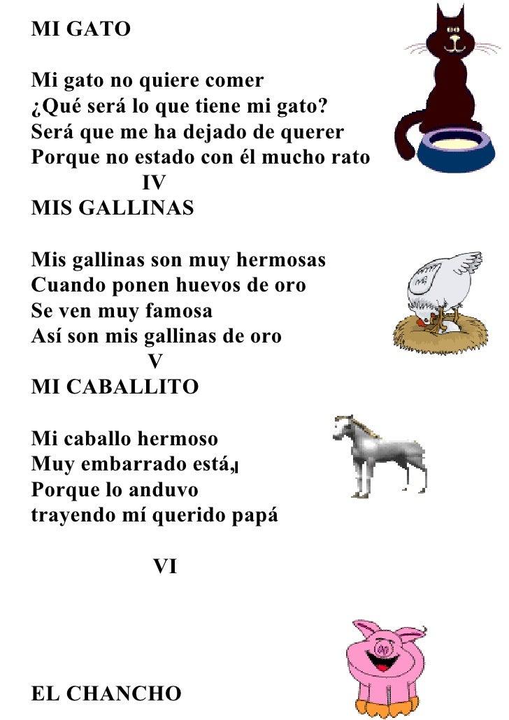 SM10: Poemas de 1 o pocas estrofas